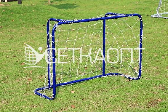 Футбольная сетка для ворот своими руками